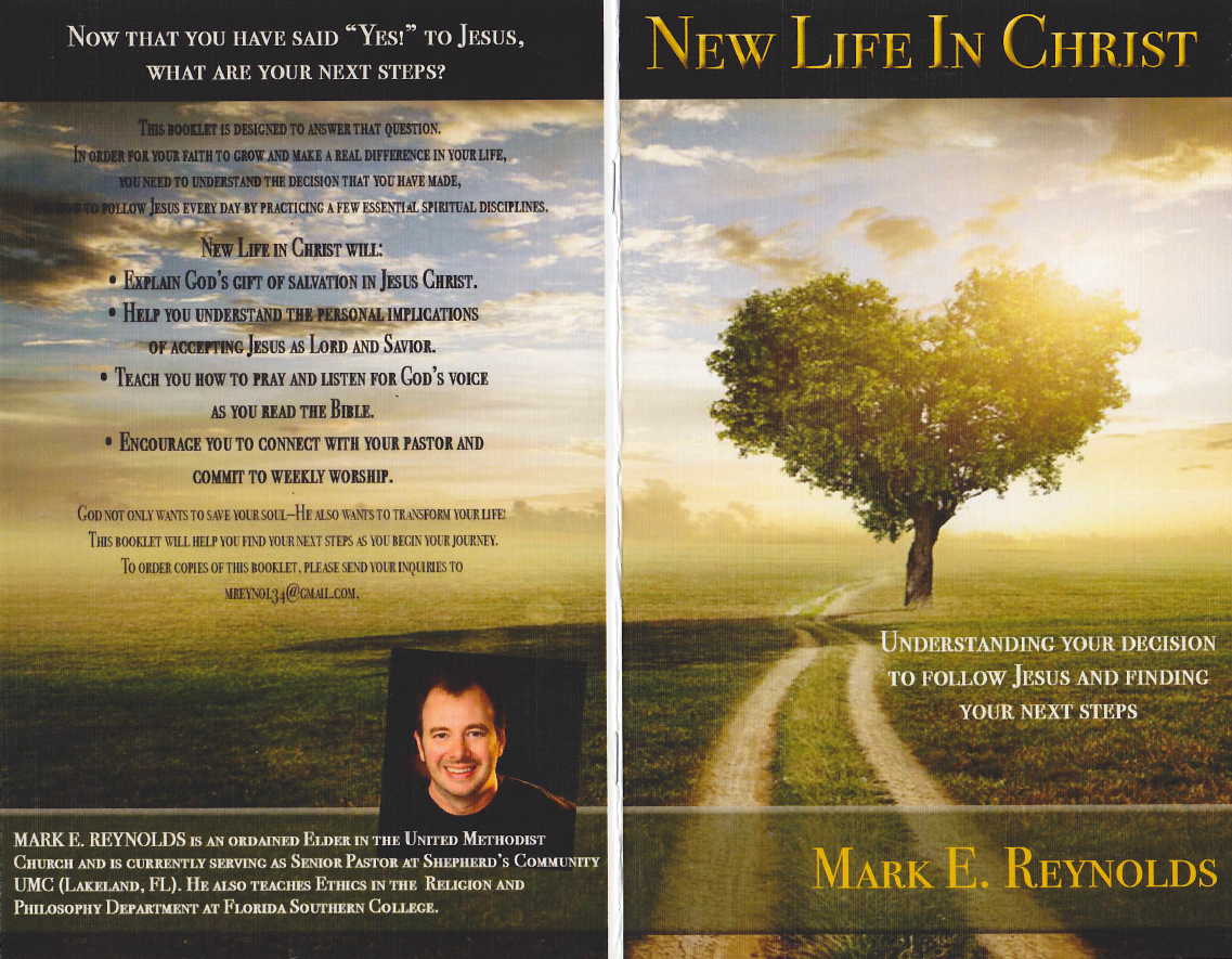 New Life in Christ Cover