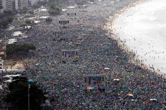3 million people